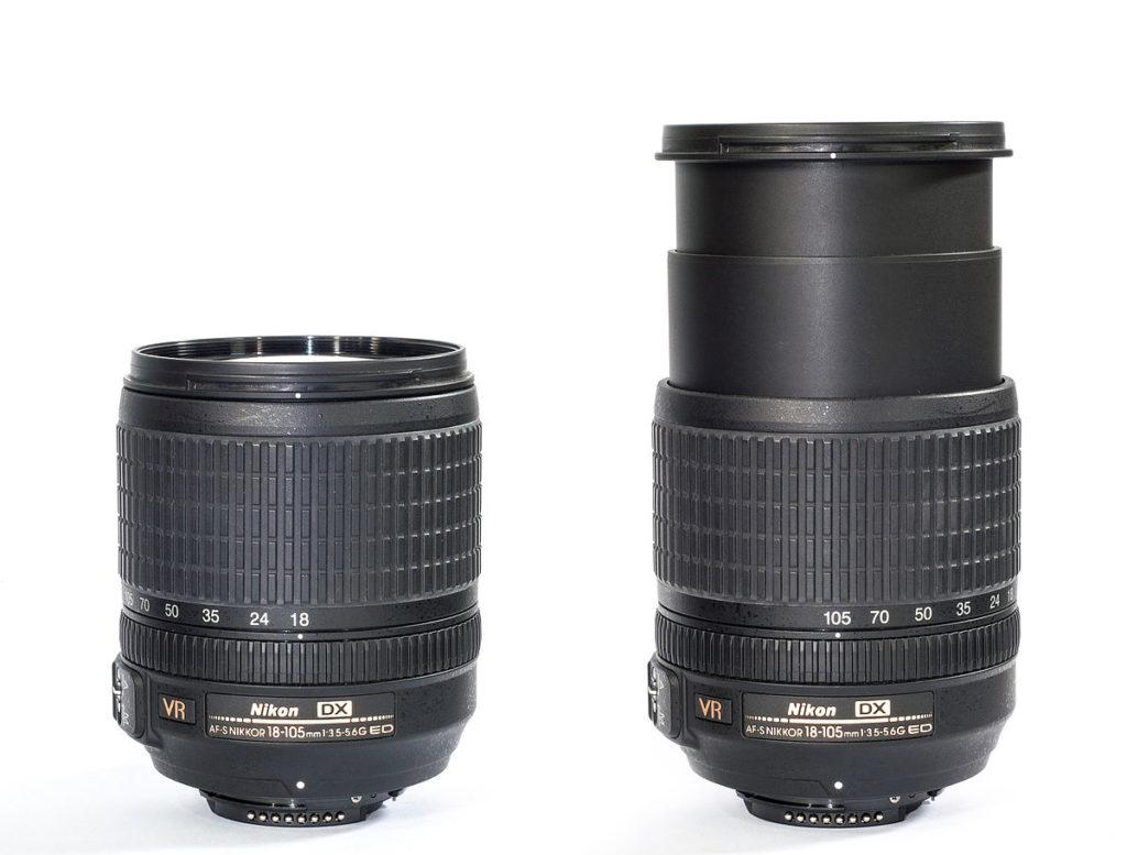 Nikon AF-S DX Zoom 18-105mm f/3.5-5.6G ED VR