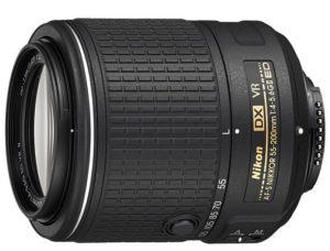 Nikon AF-S DX Zoom 55-200mm f/4-5.6G VR IF-ED II