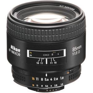 Nikon AF 85mm f/18 D