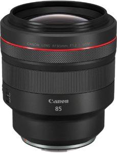 Canon EF 85 mm f/1.2L USM