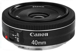 EF 40 mm f/2.8 STM