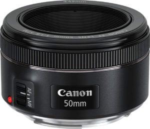 EF 50 mm f/1.8 STM