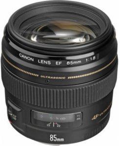 EF 85 mm f/1.8 USM