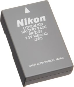 Nikon EL-EN9a