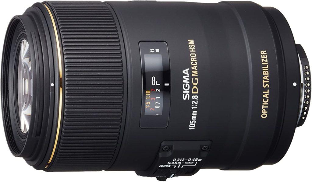 SIGMA 105 mm F2.8 DG OS HSM