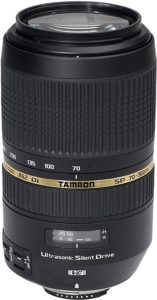 ZOOM TAMRON SP 70-300 mm f/4-5.6 Di VC USD