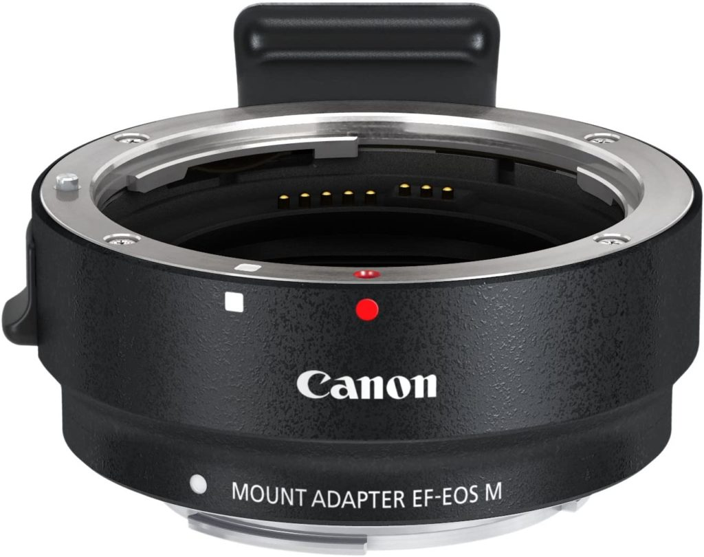 Mount adapter EF-EOS-M